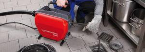 Rothenberger - strojové čištění kanalizace